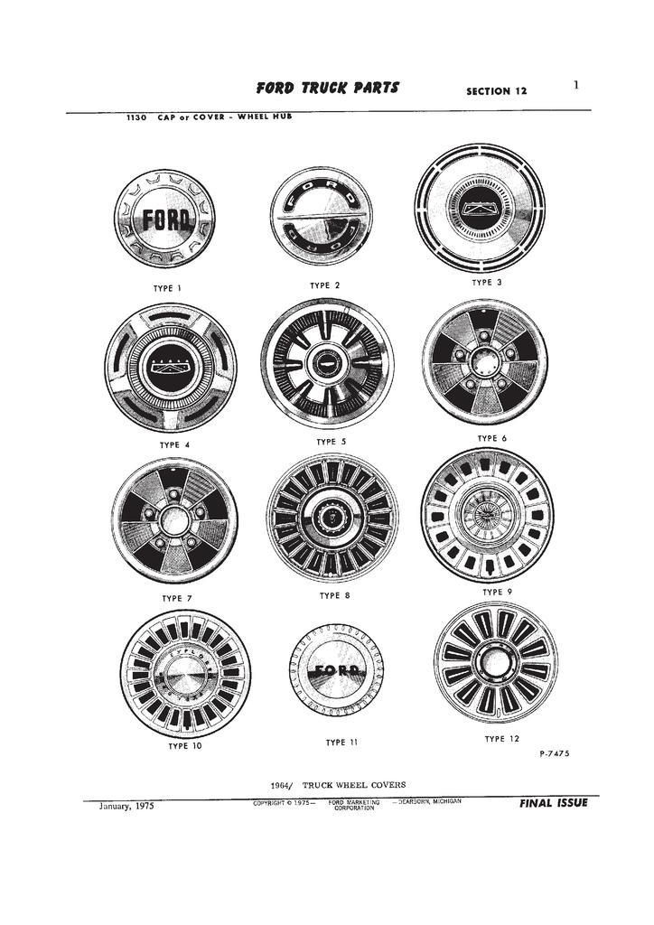 2014 harley ford truck wheel pattern