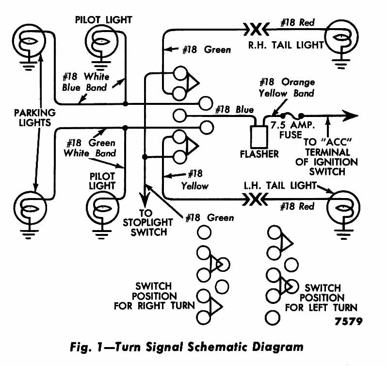 56 ford truck wiring diagram