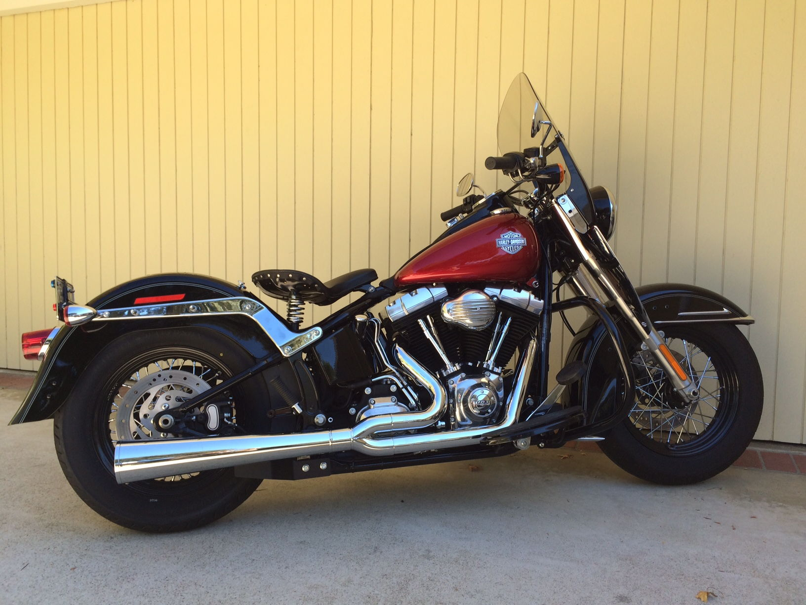 Harley Davidson Solo Spring Seat Review