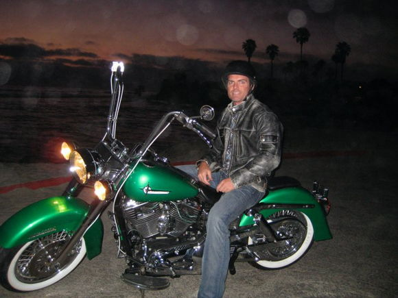 2003 Harley-Davidson Dyna / FXR 100 Year Anniversary Dyna Wide Glide Green, Mean and Real Clean!