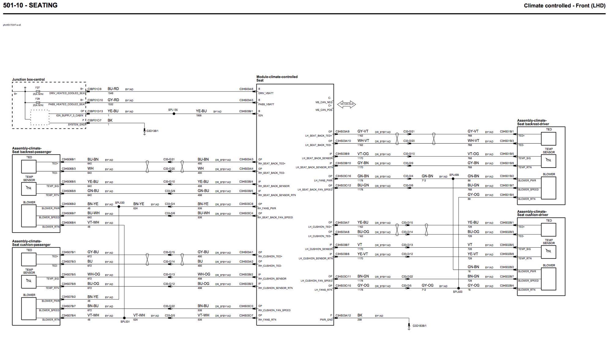 jaguar xf seat wiring diagram seat auto wiring diagram