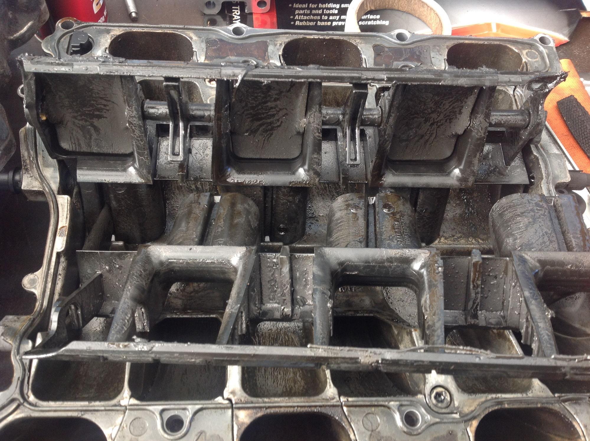 Balance shaft and top end rebuild m272 forums for Mercedes benz m272 engine