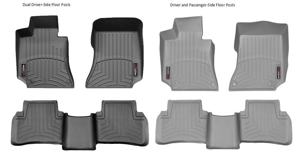 2014 floor mats forums for Mercedes benz floor mats e350