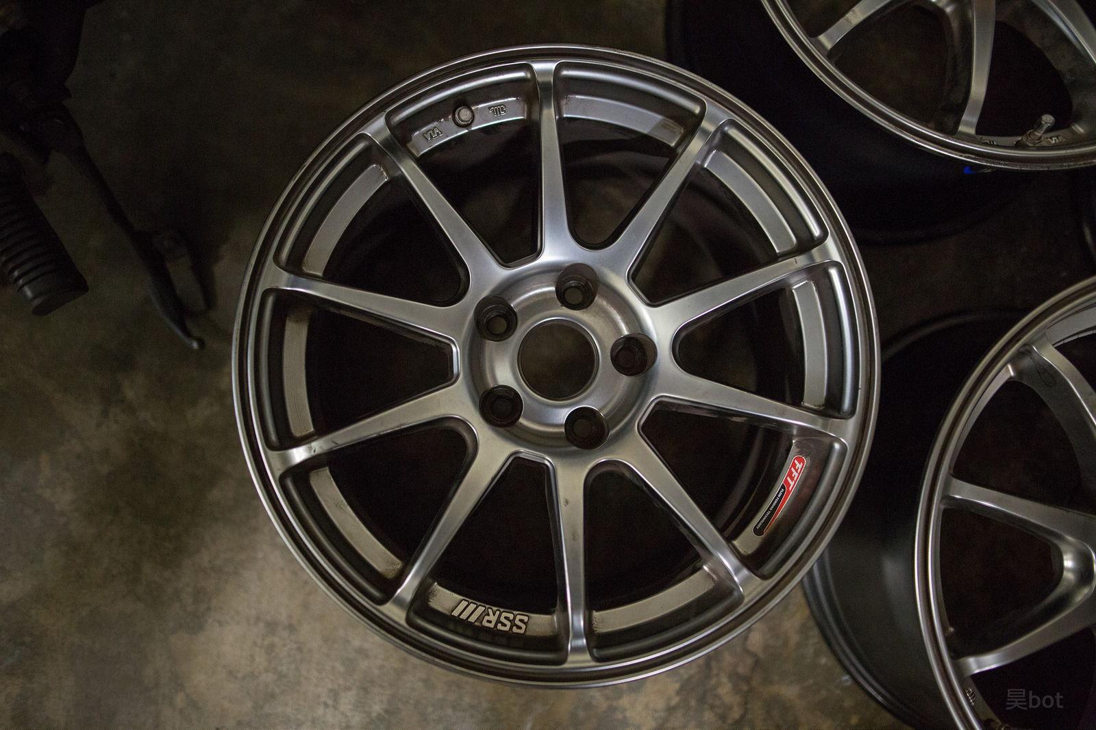 FS: SSR GTV02 silver 17x9 45mm offset 80-31569574252_832d52fea5_h_a86485fb719b07c1665f6738ed8666b0930c193c