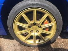 Wheels £200