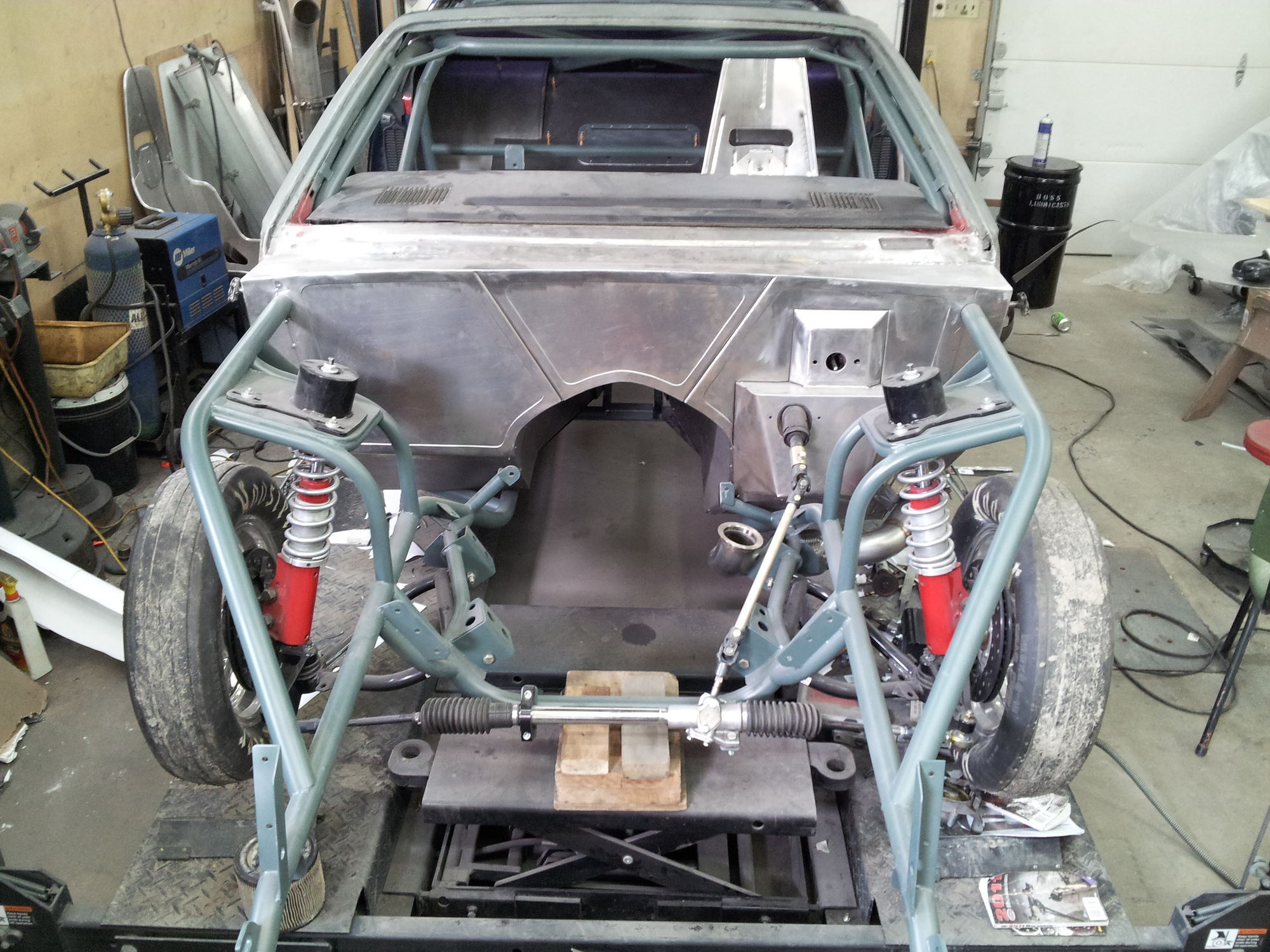 tubular front end - Third Generation F-Body Message Boards