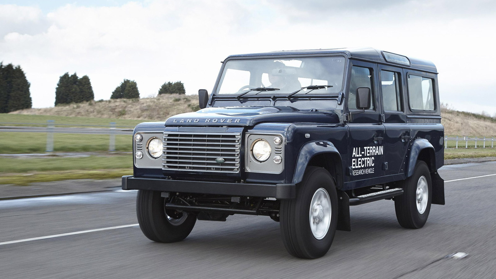 2013 路虎 Defender All-Terrain Electric
