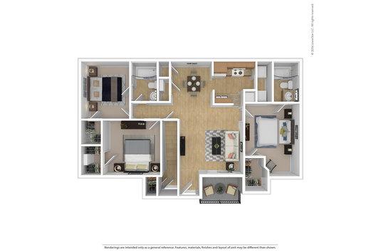Bridgewater On The Lake Apartments Hampton Va Reviews