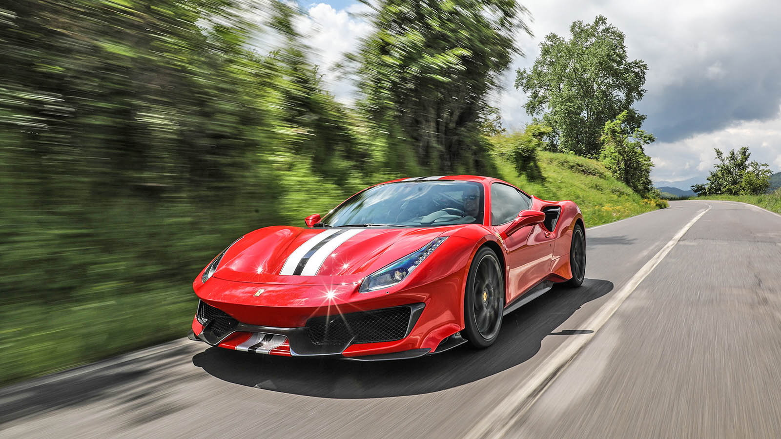Everything About the 2019 Ferrari 488 Pista