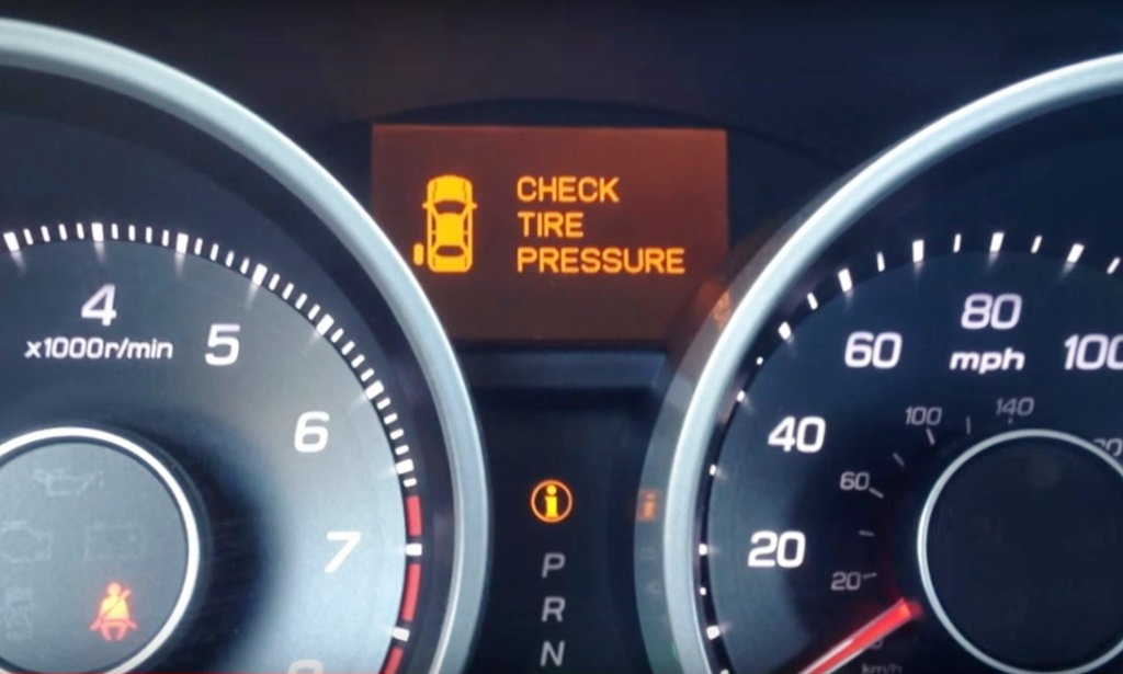 Flashing Tire Pressure Light >> Acura TSX 2004 to 2014 Why is Tire Pressure Light On - Acurazine