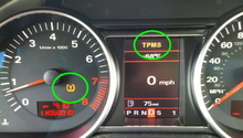 Acura TSX To Why Is Tire Pressure Light On Acurazine - Acura tpms