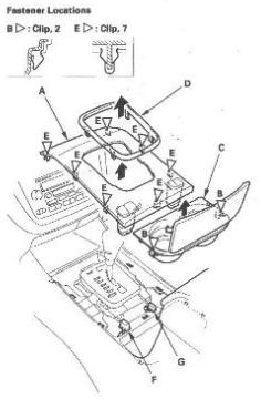 Acura Mdx How To Remove Center Console 424501