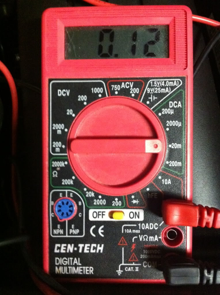 Use A Multimeter To Test Your Battery