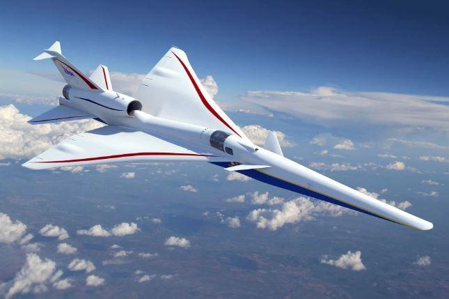 NASA windowless plane