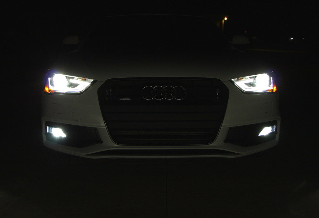 Wheel Well Liner >> Audi A4 B8 How to Replace Fog Lights | Audiworld