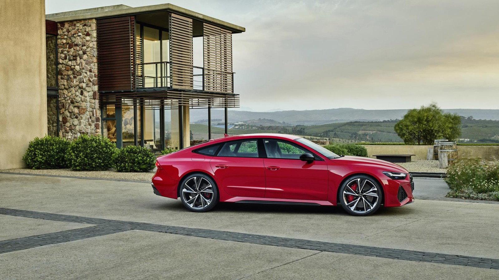 2020 Audi Rs7 Sportback Is A 4 Door Performance Specialist Audiworld