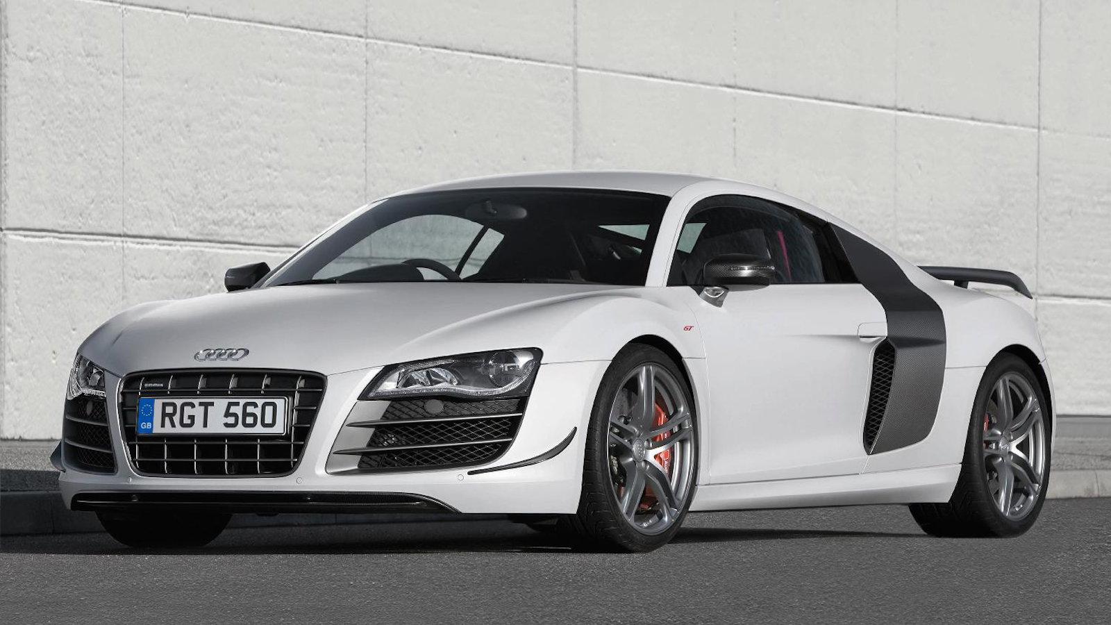 2011 Audi R8 GT V10