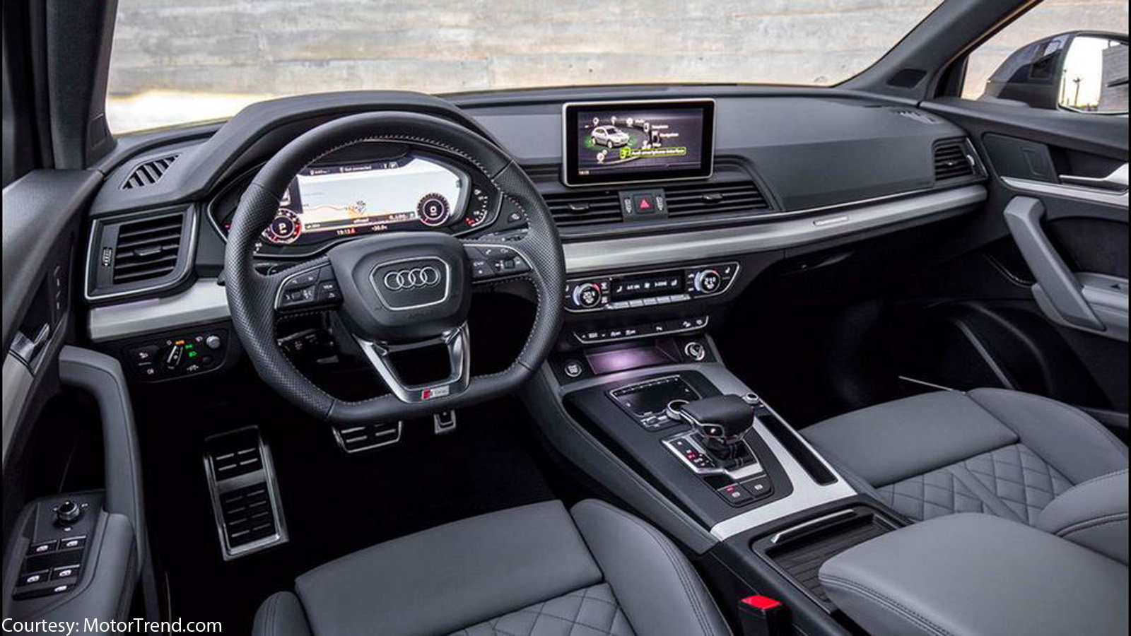 2018 audi mmi.  audi much of the q5u0027s interior will resemble q7u0027s with an upgraded mmi  interface mounted on dashboard equipped both rotary and touchpad controls throughout 2018 audi mmi r