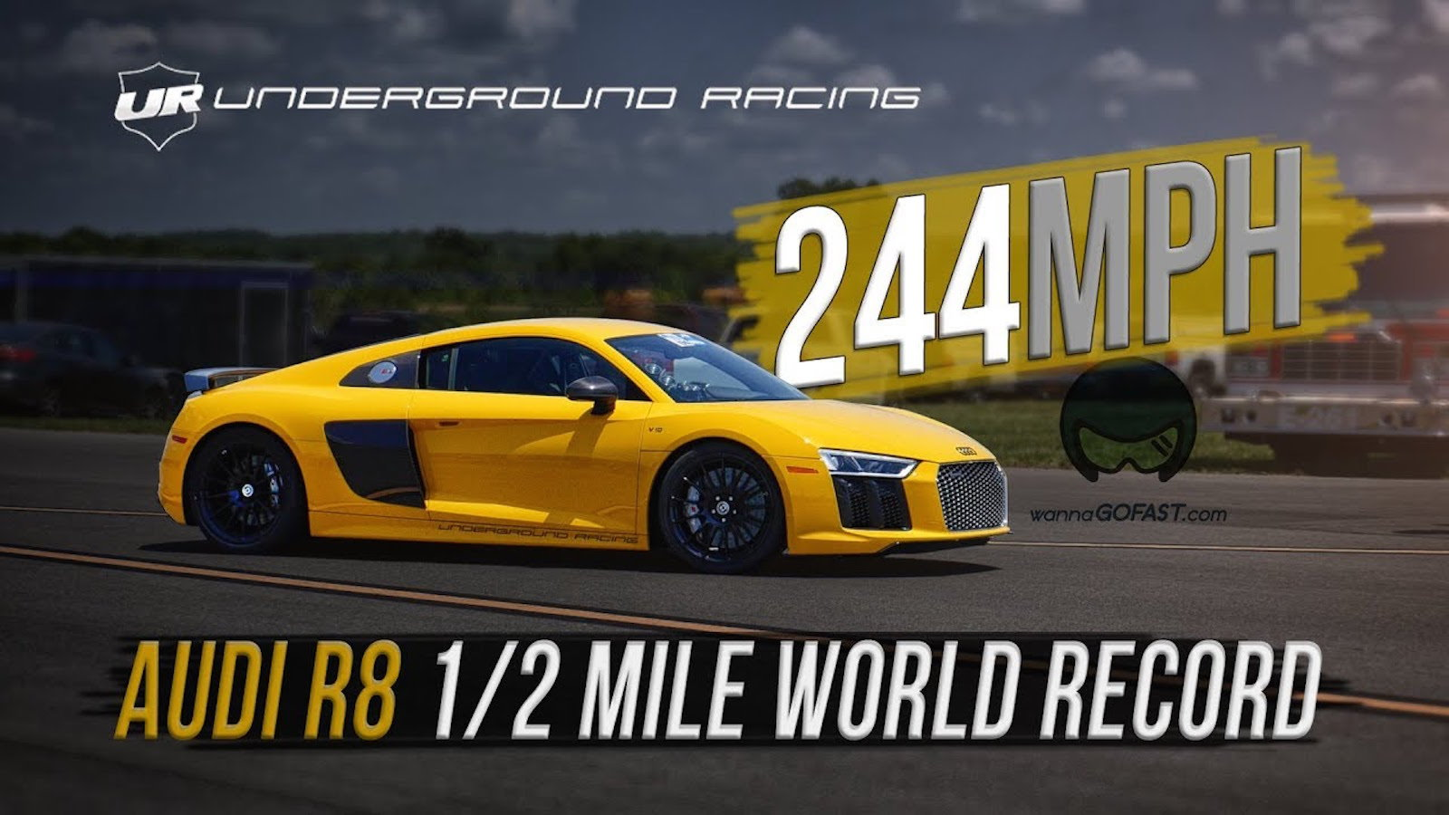Is 2,000 Horsepower in an R8 Going Too Far?!