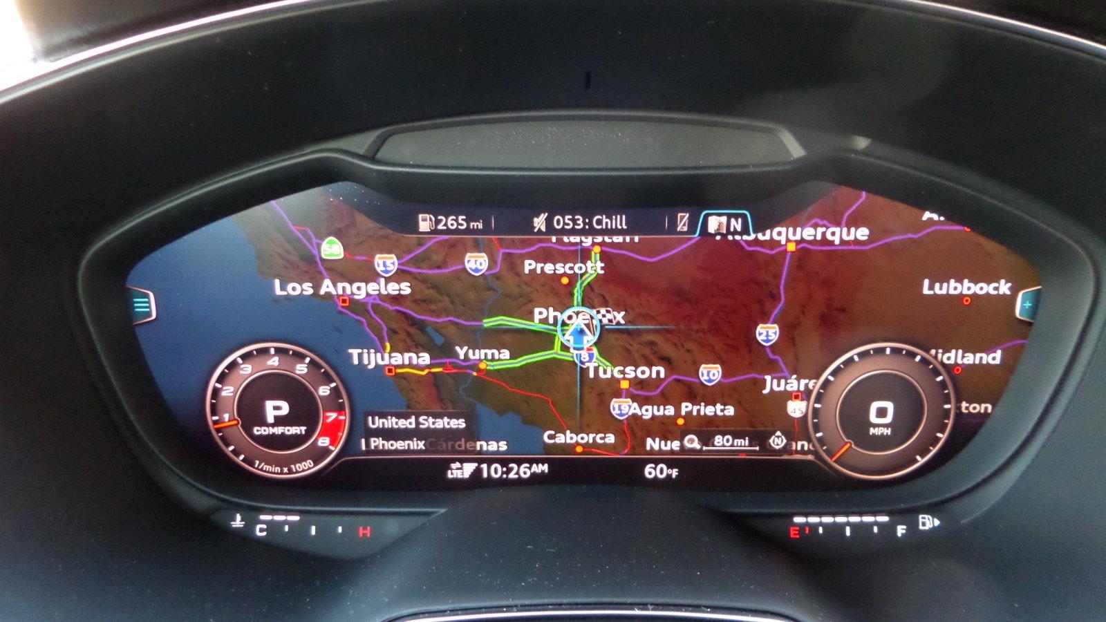 Audi TT-RS: A Closer Look