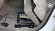 Audi Q7 How To Replace Battery