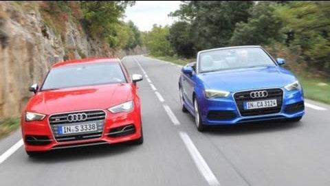 Audi A3 2015 A3 vs S3 - Audiworld