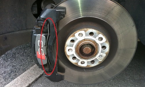 audi a3 brake modifications and how to replace brake pads audiworld rh audiworld com Audi Brake Rotors and Pads Audi A3 Front Bumper