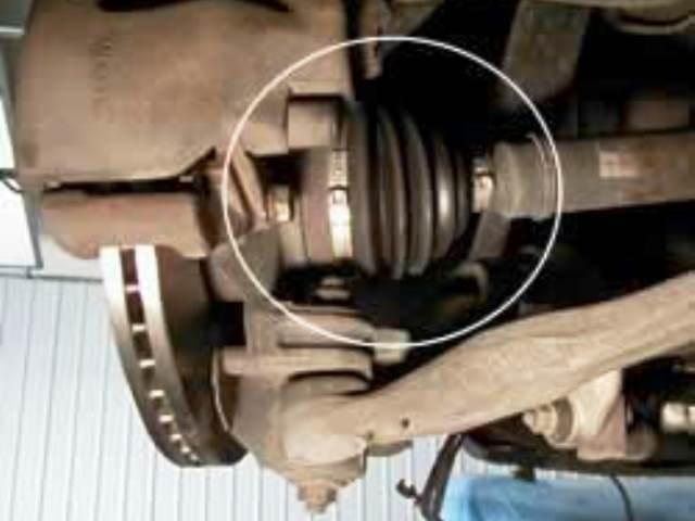 Audi A4 B7 Suspension Noise Diagnostic - Audiworld