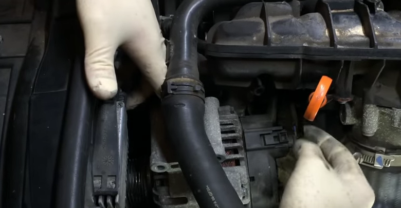Audi A4 B7 How to Replace Thermostat - Audiworld