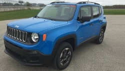 Jeep Renegade in SUV Car Buying Guide