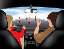 mock drive test