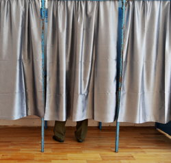 Election Day Voters