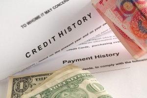 credit history, credit report