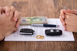 Getting an Auto Loan After Divorce with Bad Credit