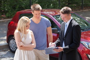 Can My Spouse Be My Cosigner?
