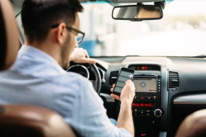 texting and driving, distracted driving