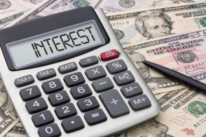 interest charges, calculator