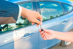 Trading In a High-Mileage Car