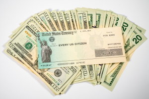 Second Stimulus Check: Using the Cash to Build Credit