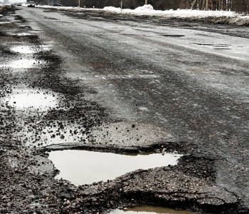 Hit a Pothole? Damage Could Be Done
