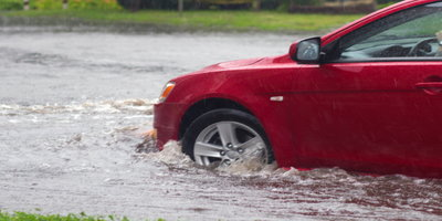 Avoiding Flood Damage Used Car Problems