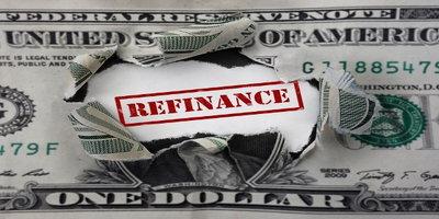 refinance, refinancing