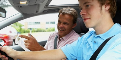 Sharing the Road with Teenage Drivers