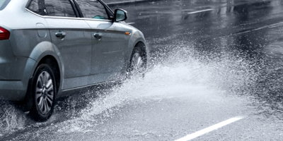 Driving Safely in Rainy Conditions