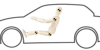 Dummies that Volunteer to be in Car Crashes