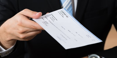 Using a UAW Profit-Sharing Check as a Down Payment on a Car