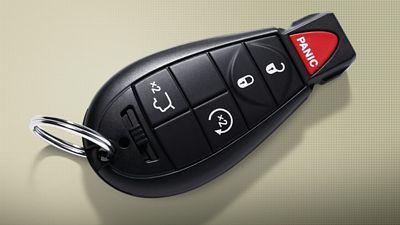 Smart Ignition Key