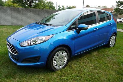 2014 Ford Fiesta S 1.6L