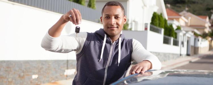 ¿Puedo cambiar un auto con problemas?