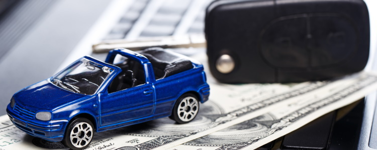 How Much Negative Equity Can I Roll Over on a Car Loan?